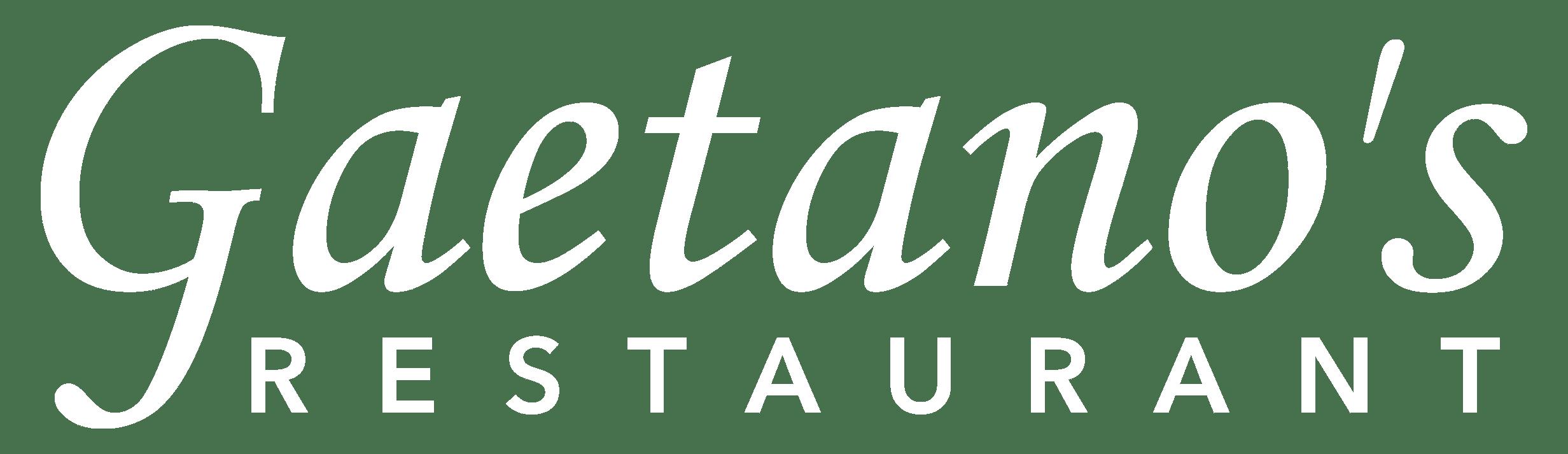 Gaetano's Italian Restaurant